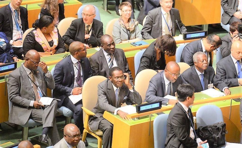 El Jefe de Estado estuvo presente en el inicio del debate general de la 72ª Asamblea de la ONU