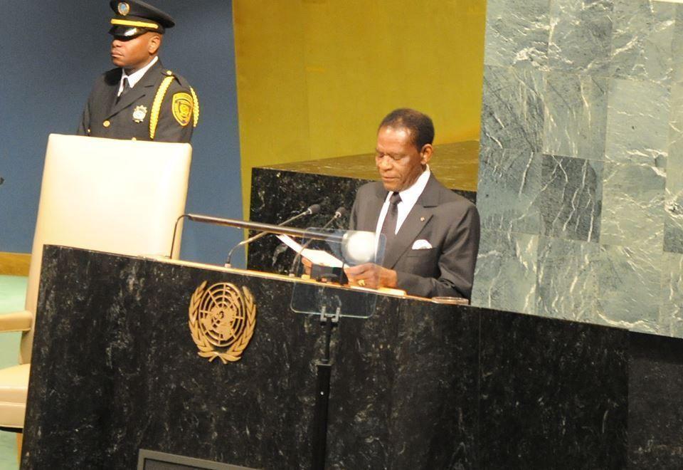 El Presidente habla ante las Naciones Unidas