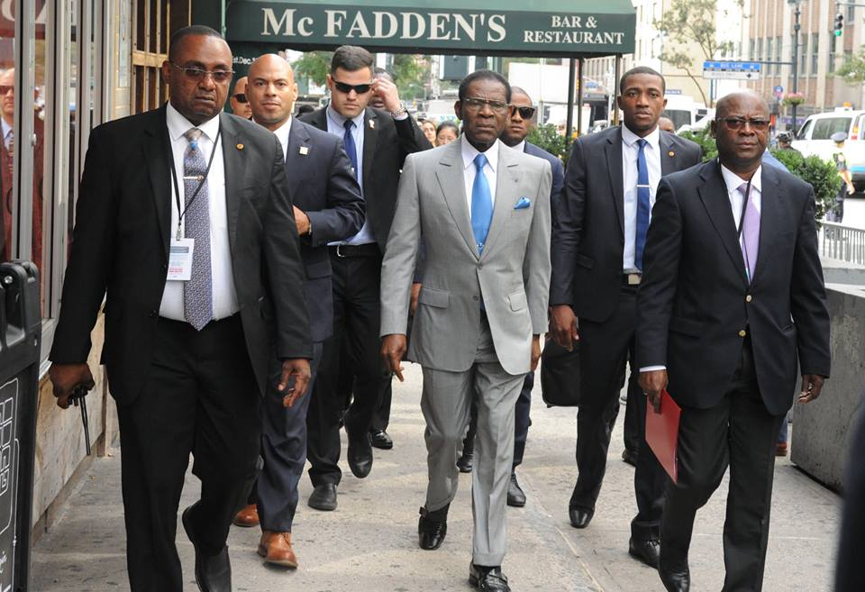 S. E. Obiang Nguema Mbasogo concede cuatro audiencias