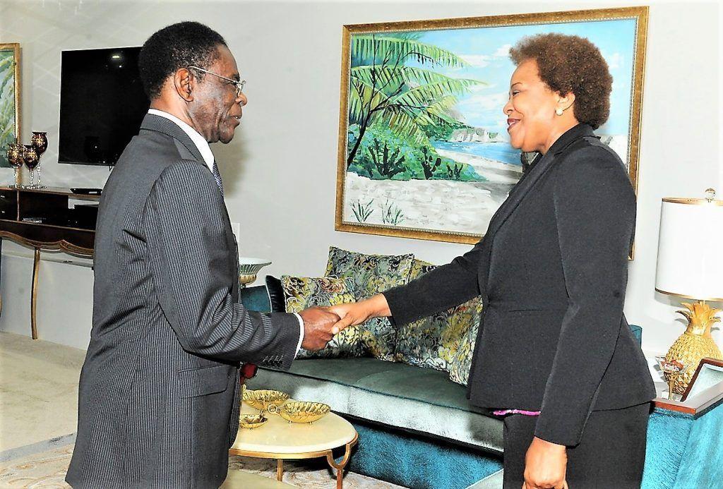 Reuniones en Naciones Unidas