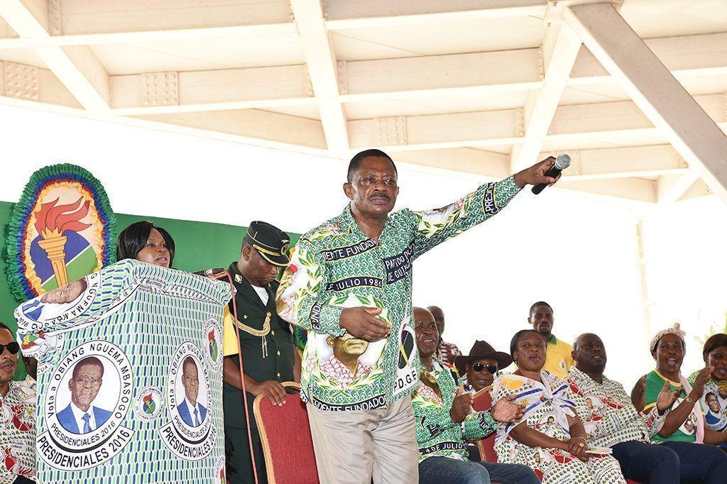 El Primer Ministro abre la campaña electoral en Kogo