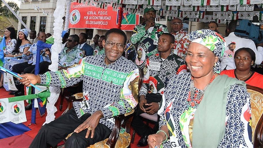 Alegría en la celebración del triunfo electoral