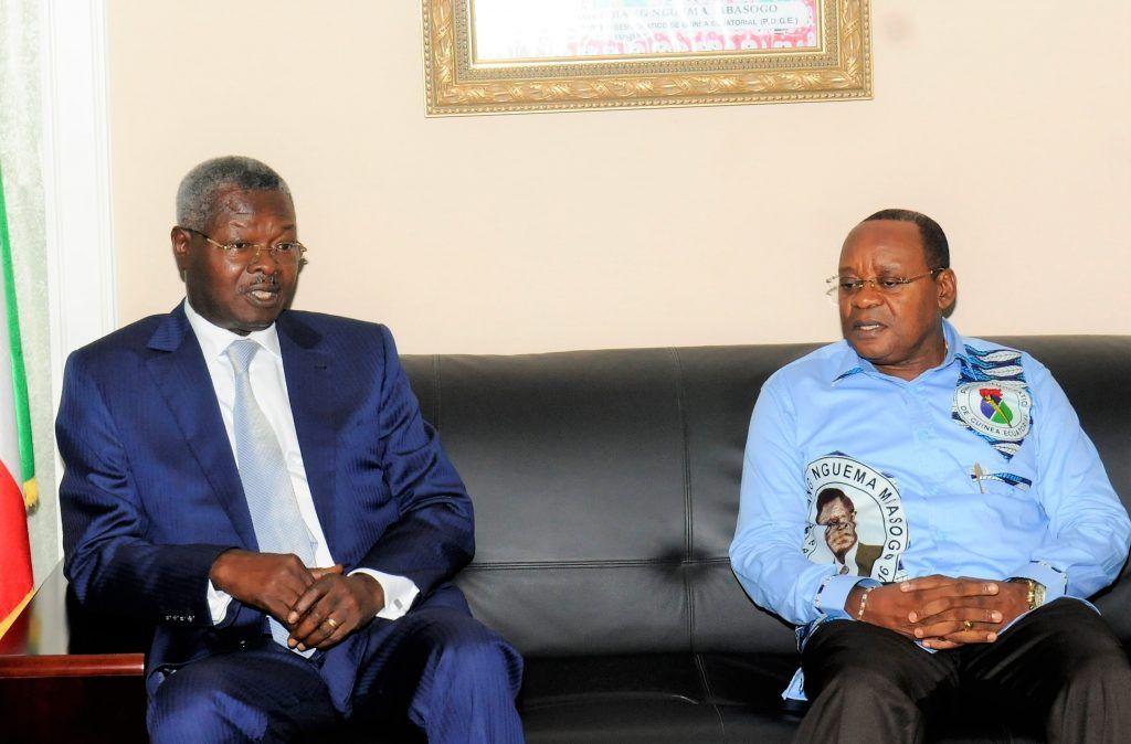 Delegados de las misiones de observación visitan al Secretario General del PDGE