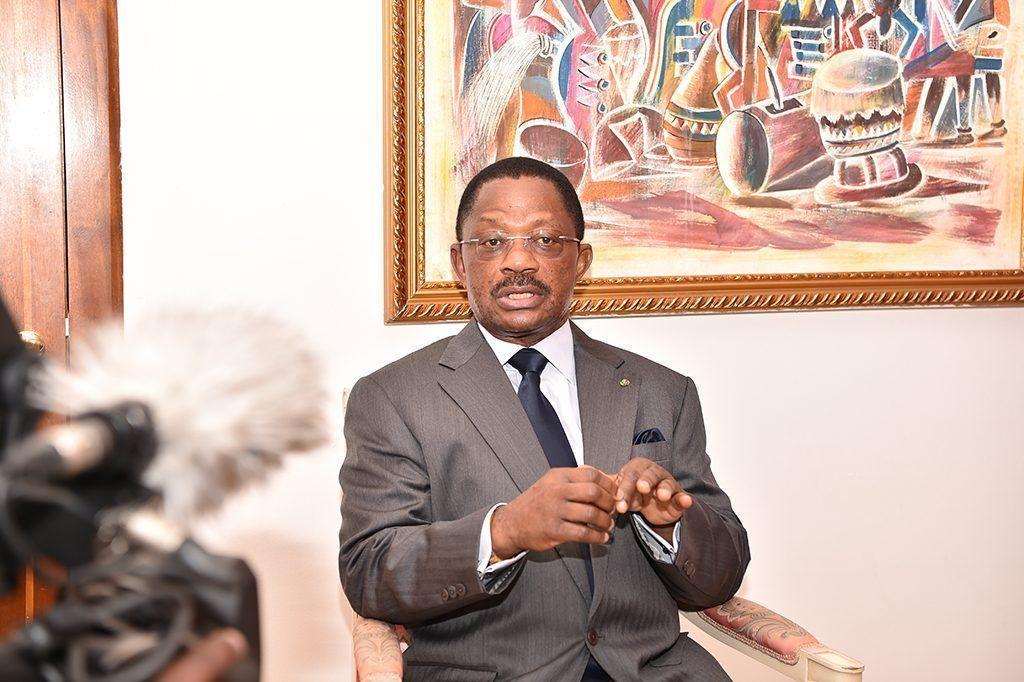 Regreso del Primer Ministro a Malabo tras asistir al Foro Mundial de Jóvenes