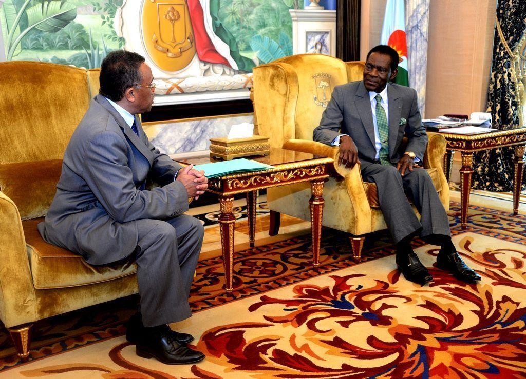 El Jefe de Estado participa en la Cumbre Extraordinaria de la CEMAC