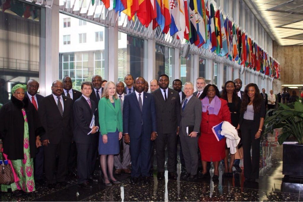 Encuentro de Mba Mokuy con el Departamento de Estado de EE.UU