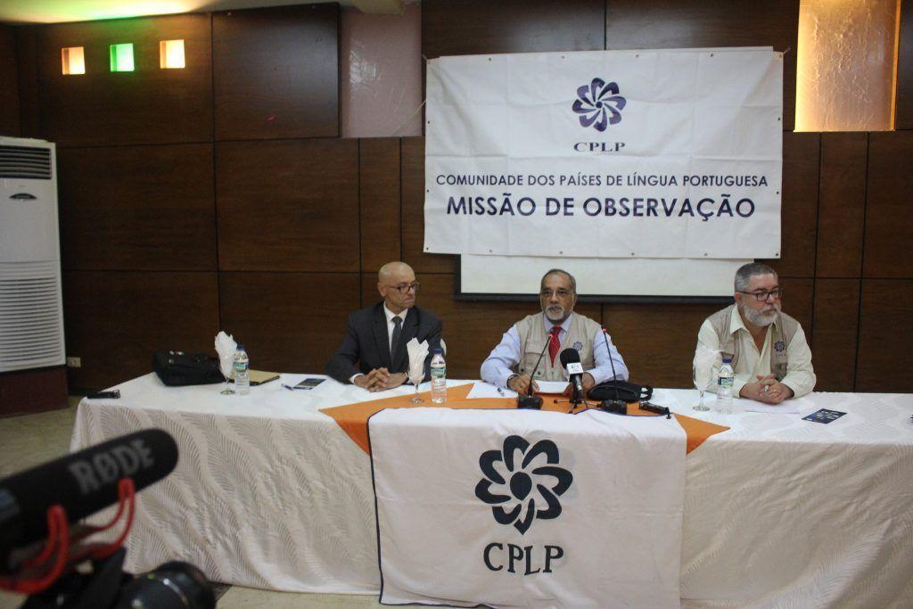 Los observadores internacionales de CPLP y la UA coinciden en su buena valoración sobre la jornada electoral