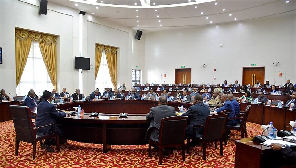 Primer Consejo Interministerial del año 2018