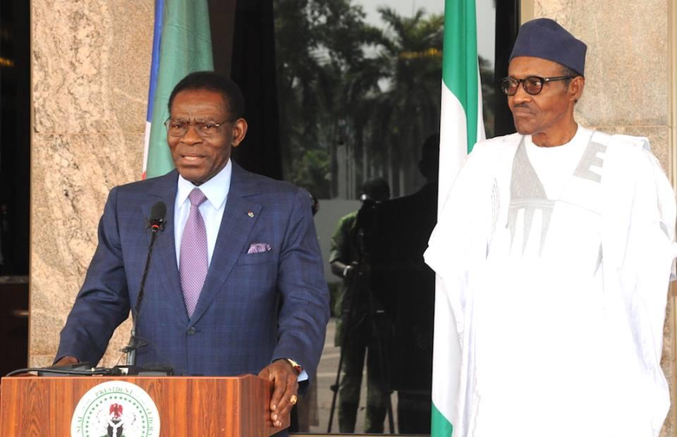 Jornada de trabajo en Nigeria del Presidente de la República