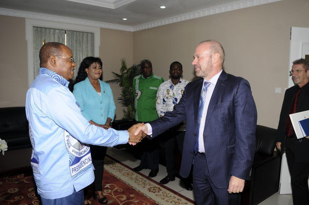Nuevas declaraciones de apoyo y solidaridad en las audiencias del Secretario General