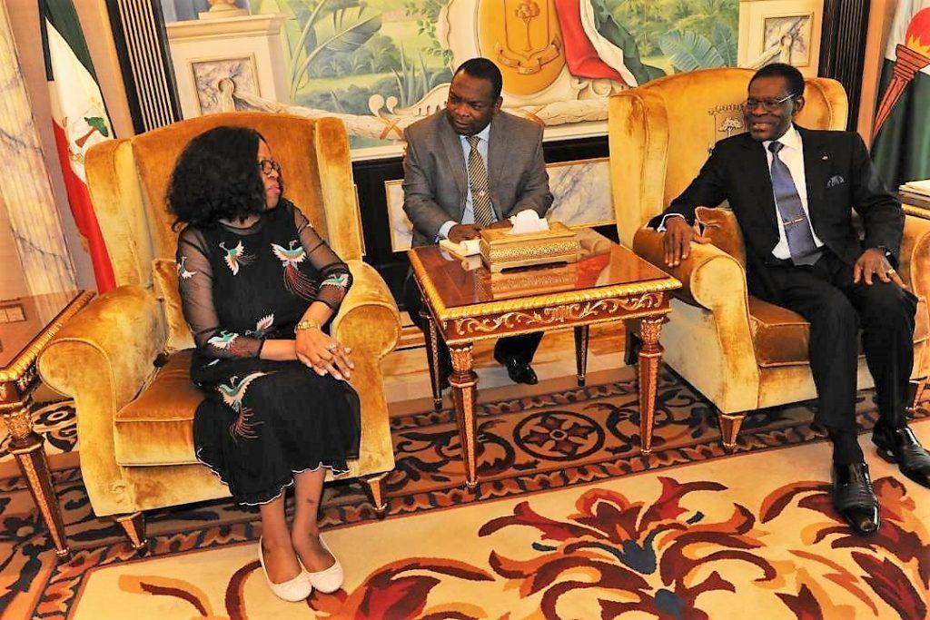 Mensaje de solidaridad del Rey de Suazilandia para el Jefe de Estado