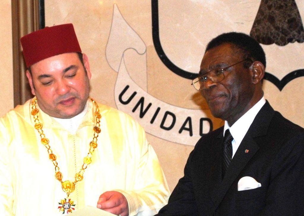 Felicitación de Año Nuevo del Rey de Marruecos para el Presidente de la República