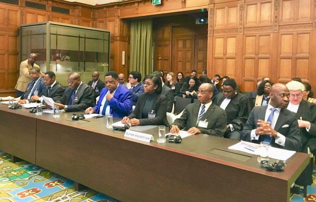 El Embajador Nvono-Ncá recuerda ante la Corte Internacional de Justicia que Guinea Ecuatorial goza de una independencia total y no parcial