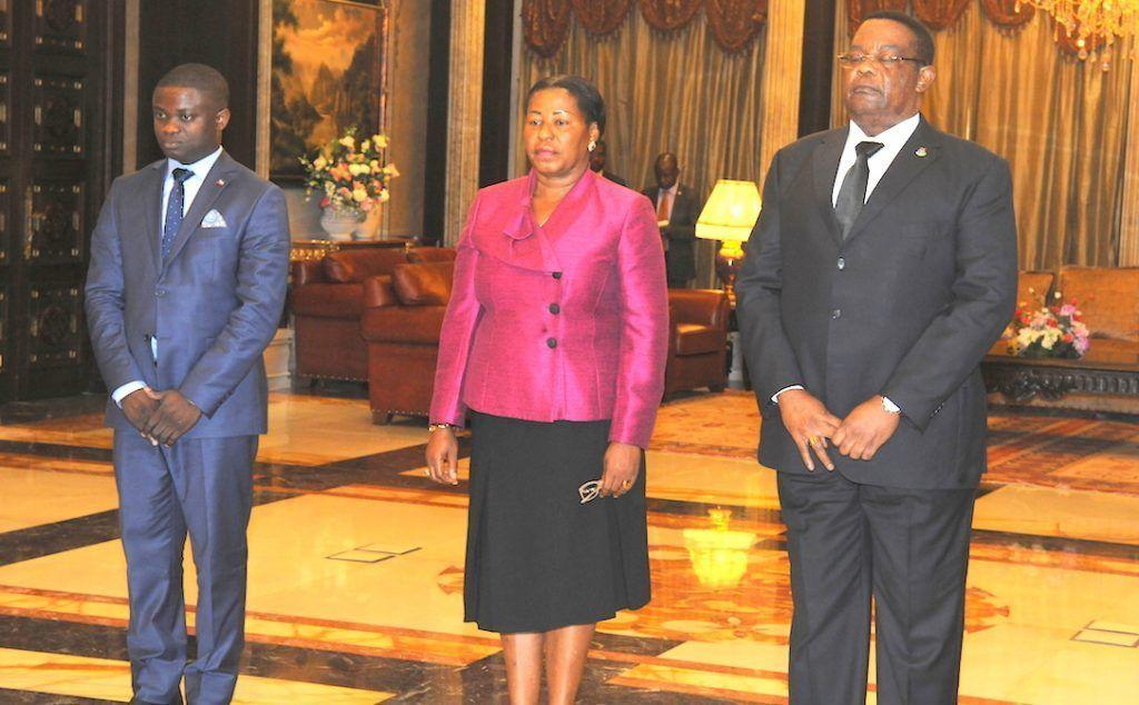 Juramento de los nuevos embajadores en Túnez y Congo-Brazzaville
