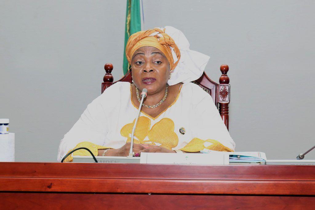 Sesión en el Senado sobre los convenios remitidos al Parlamento
