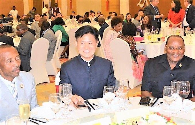 La Embajada de China celebra la Fiesta de la Primavera