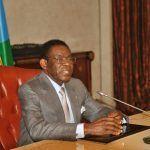 El Presidente supervisa los preparativos del 50º Aniversario de la Independencia Nacional