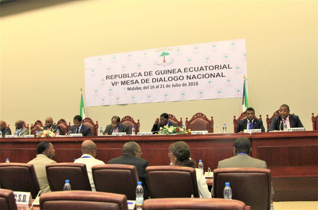 Primera ponencia de la segunda jornada de la VI Mesa del Diálogo