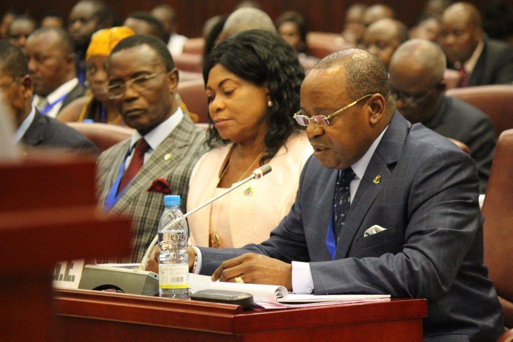 Intervención del PDGE en la ponencia sobre Seguridad y Cohesión nacional