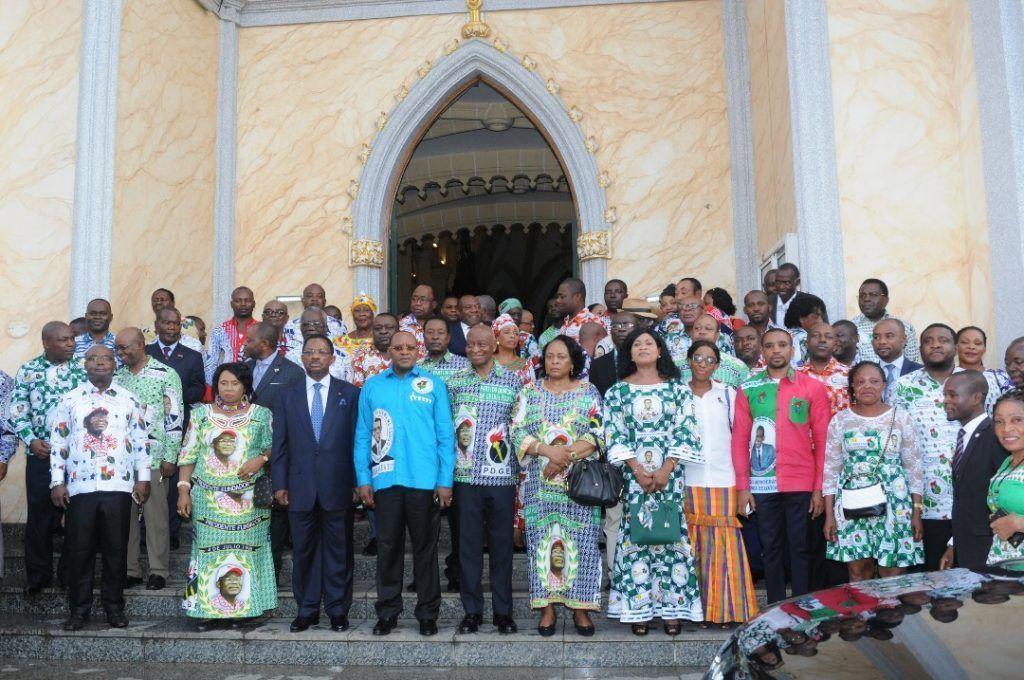 Misa de Acción de Gracias por el 32º Aniversario del PDGE