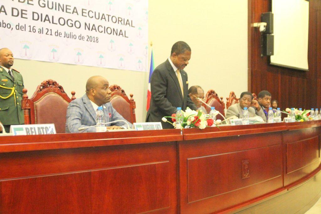 Sexta Jornada de la Mesa del Diálogo