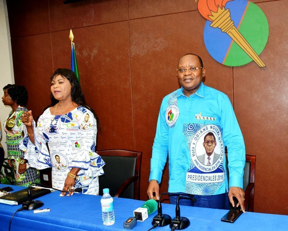 El PDGE se prepara para participar en los actos del 50º Aniversario de la Independencia Nacional