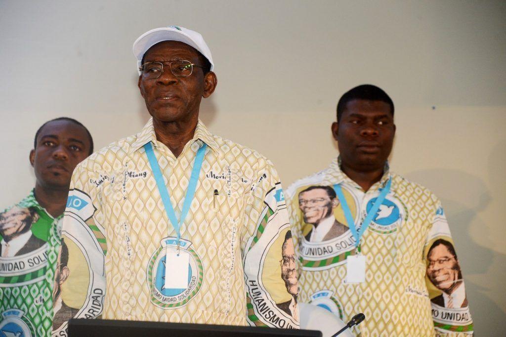 Tercera jornada del Fórum del Movimiento Amigos de Obiang