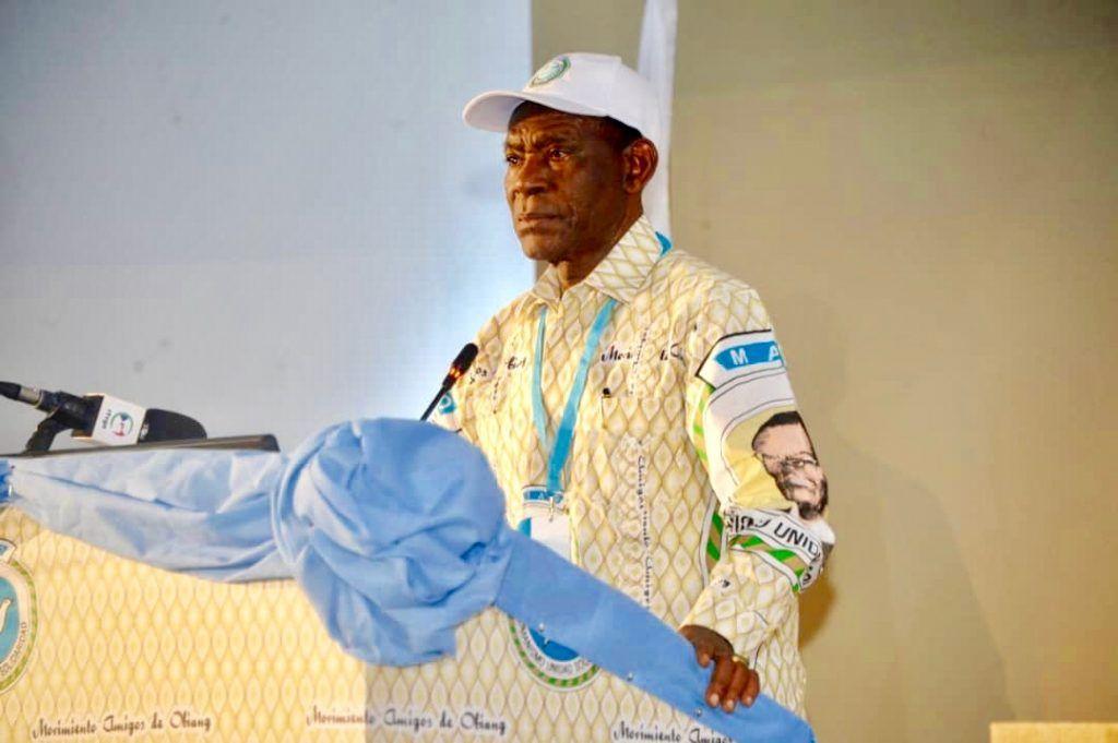 El Gran Amigo Obiang Nguema Mbasogo reivindica el humanismo en su discurso final del MAO