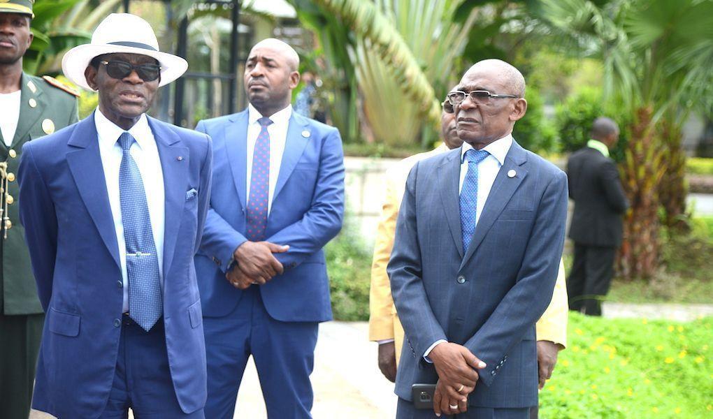 Visitas de inspección del Presidente de cara a la celebración del 50º Aniversario de la Independencia
