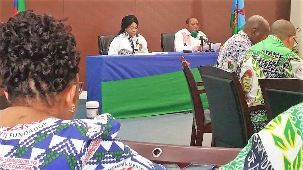 Nueva reunión en el PDGE para la organización del 50º Aniversario