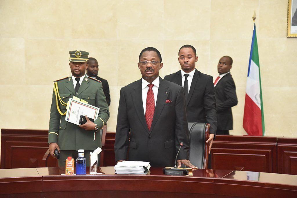 Consejo Interministerial del Gobierno de Guinea Ecuatorial