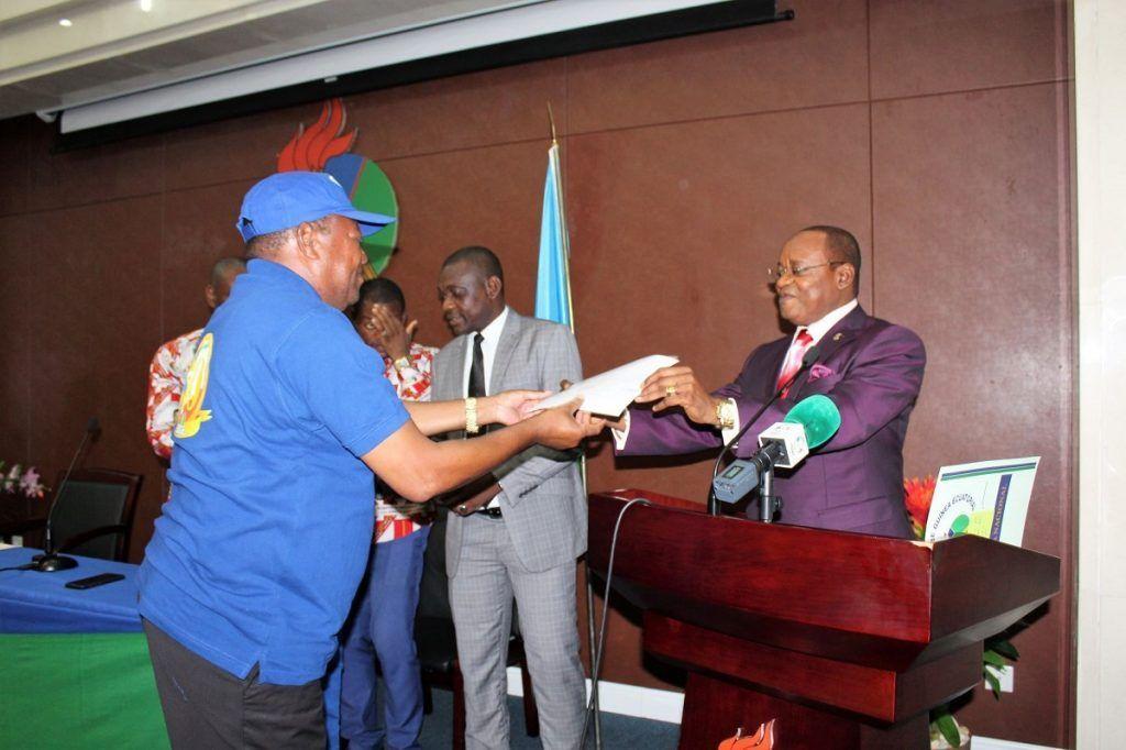 Mongomo, Ebebiyin y Kogo ganan el certamen del PDGE a las ciudades más limpias
