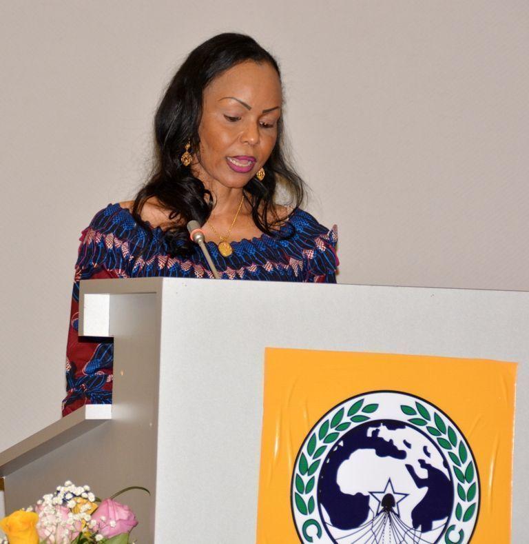 La Vicepresidenta de la Comisión CEMAC anuncia una recuperación del crecimiento económico en la comunidad