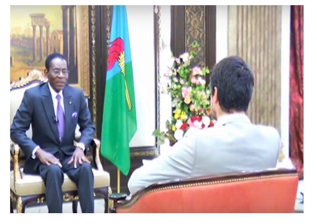 El Presidente responde a las preguntas de la Televisión Española