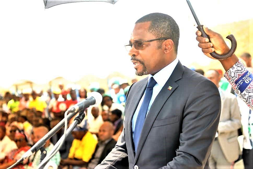 Inauguraciones del Jefe de Estado en Baney