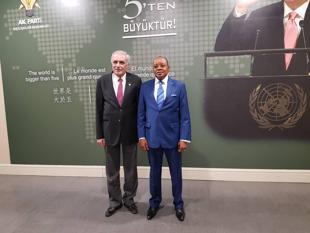 Misión del PDGE en Turquía