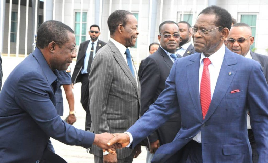 El Jefe de Estado viaja a Annobon
