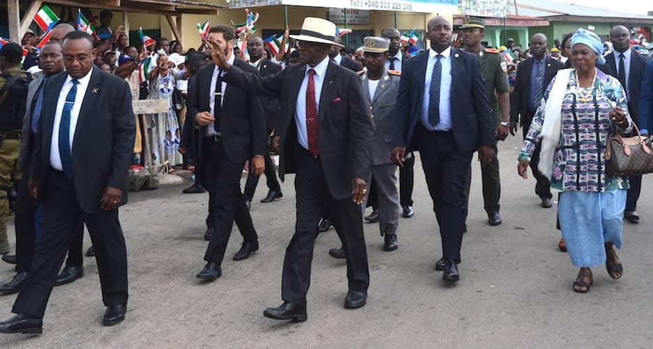 La Gira de Estado 2019 llega a Mbini