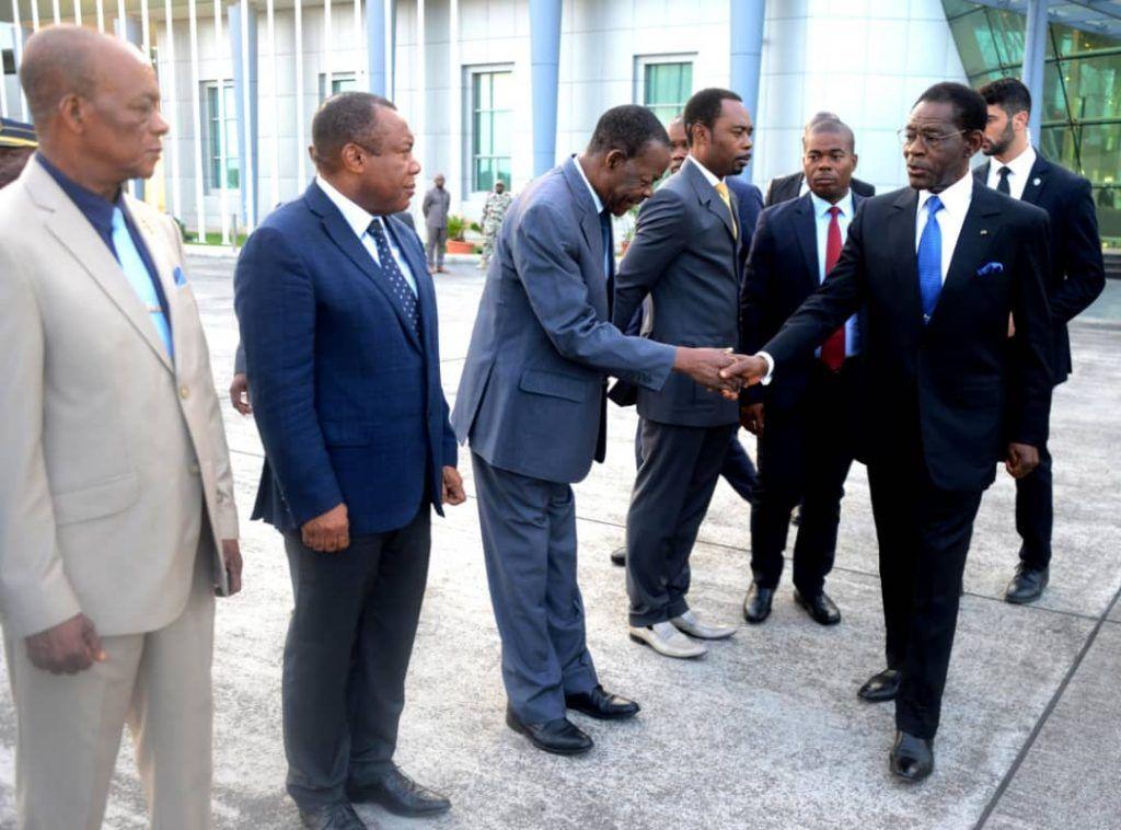 El Jefe de Estado viaja a Cabo Verde