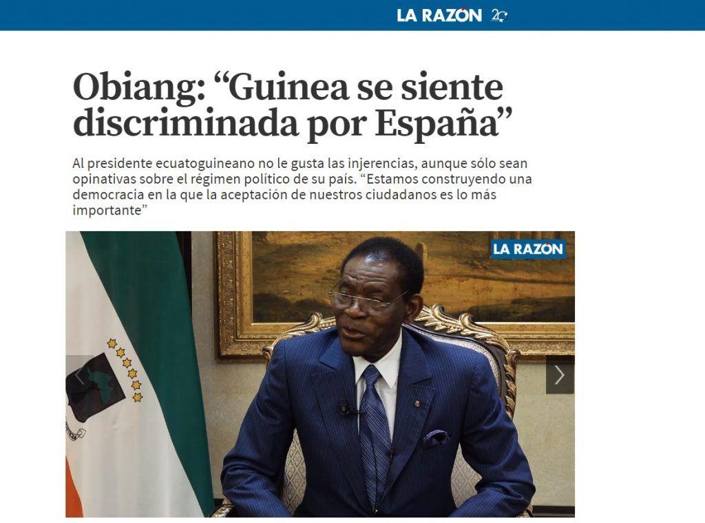 Guinea Ecuatorial: en defensa de la soberanía y dignidad africanas