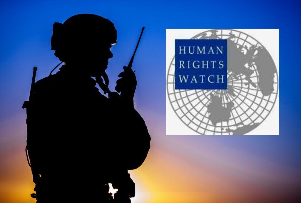 Human Rights Wacht carece de autoridad moral para atacar a Guinea Ecuatorial