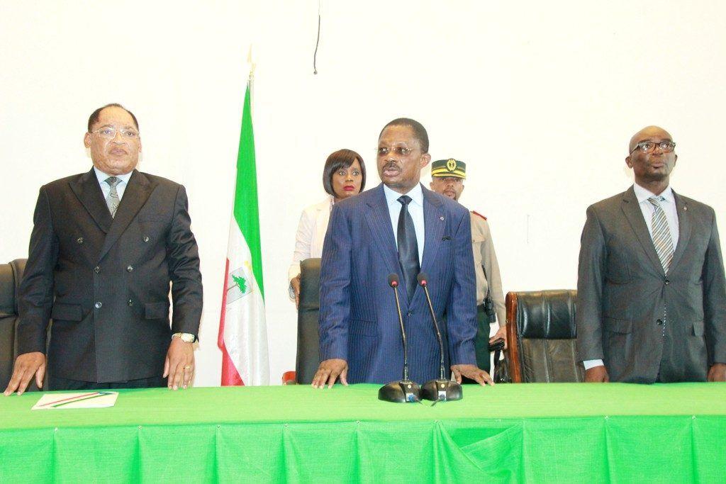 El Primer Ministro asiste a la entrega de despacho en el Ministerio del Interior