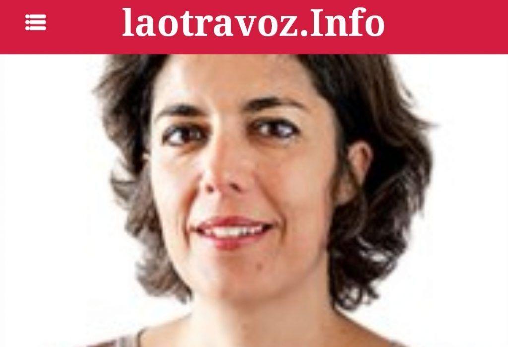RESPUESTA A BÁRBARA REIS. Artículo de Laotravoz.info