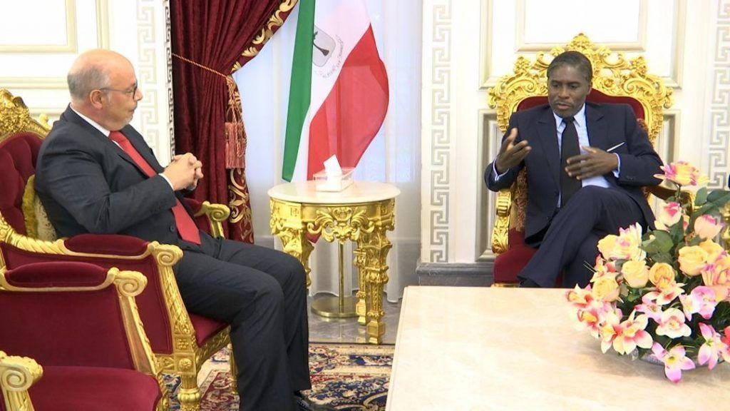 Malabo y Madrid repasan sus relaciones bilaterales de amistad y cooperación