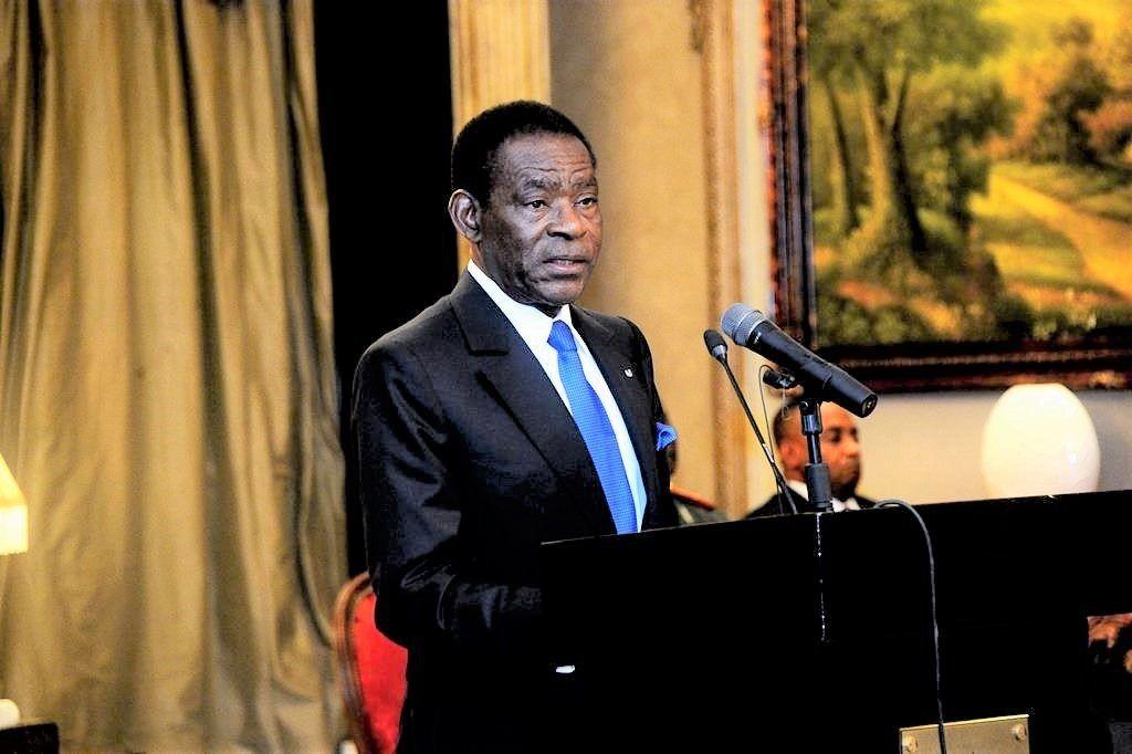 Obiang Nguema, un corazón abierto