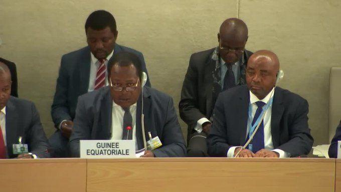 Guinea Ecuatorial supera con éxito el examen periódico del Consejo de Derechos Humanos