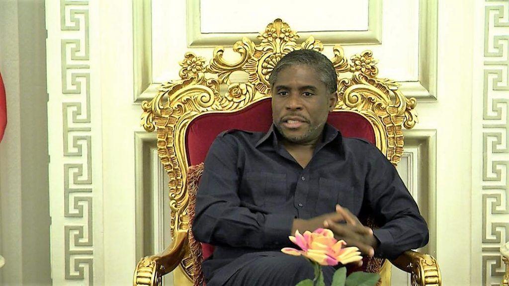 Preparativos de la celebración del cincuenta natalicio de S.E. Teodoro Nguema Obiang Mangue