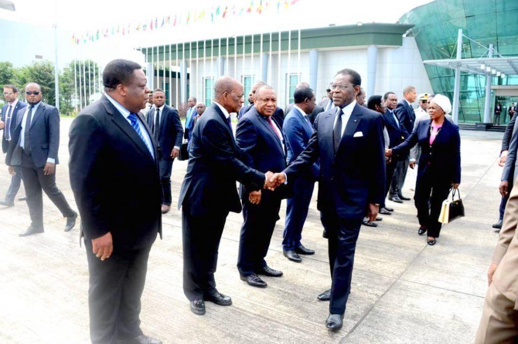 La pareja presidencial viaja a Etiopía