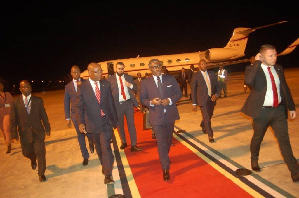 El Vicepresidente participa en la Cumbre Empresarial África-EE.UU.