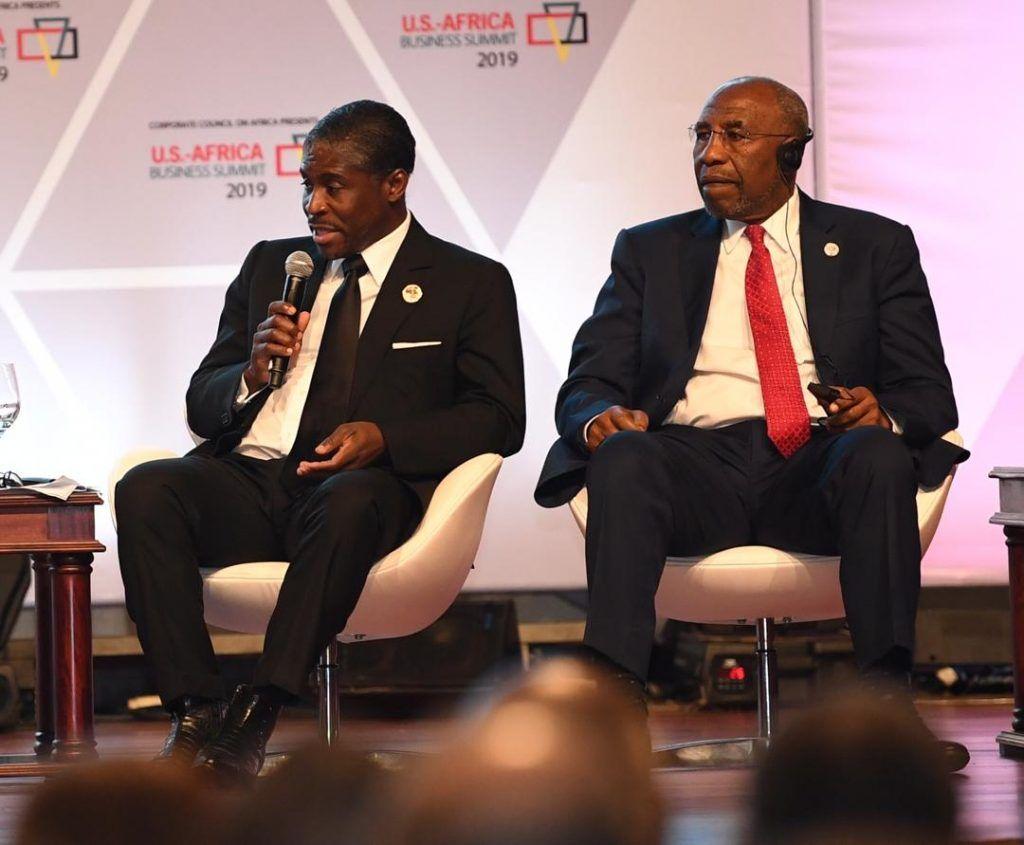 El Vicepresidente invita a las empresas a realizar nuevas inversiones en Guinea Ecuatorial